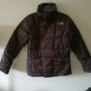 North Face  recco 600 fill down puffer jacket